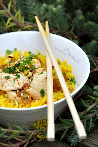 Poulet et riz 5c