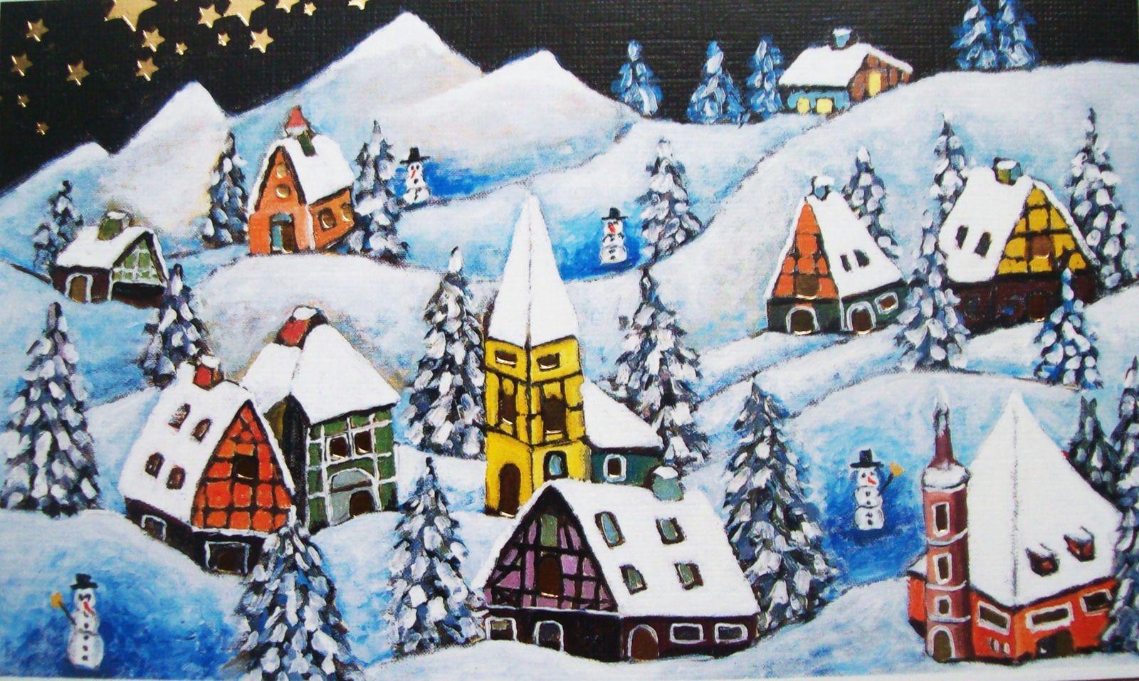 Frohe Weihnacht! - Blog von anais