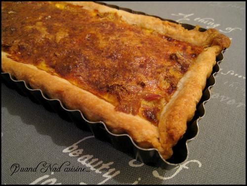 tarte thon brousse sumac1