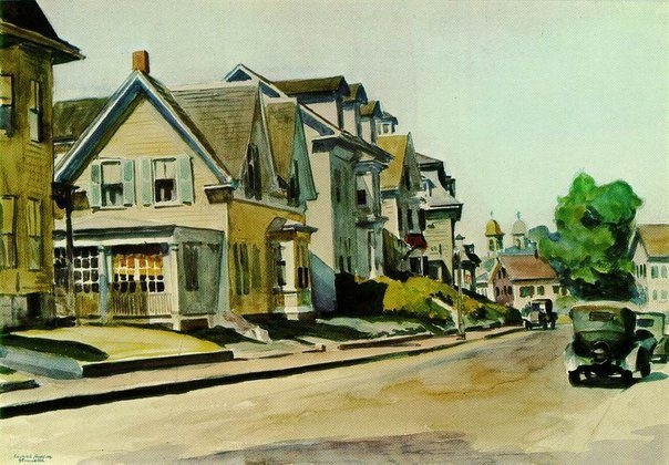 Album - Edouard Hopper