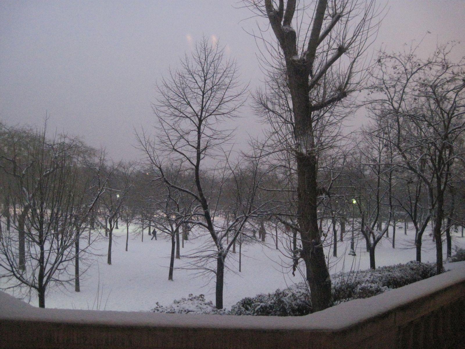 Album - Paris-sous-la-neige