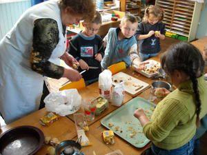 L 39 atelier cuisine de la classe maternelle cp le blog de - Atelier cuisine maternelle ...