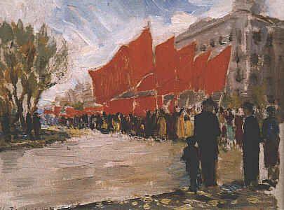 1. Mai 1890 Paris
