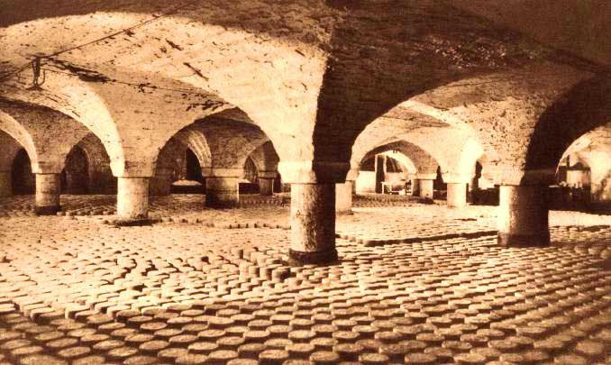 cave à fromage