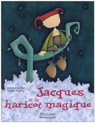 Jacques et le haricot magique père castor maternelle