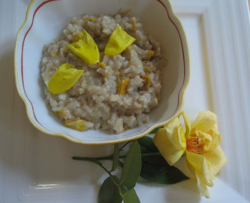 risotto rose