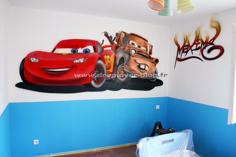 Chambre Cars Le Blog De Drop