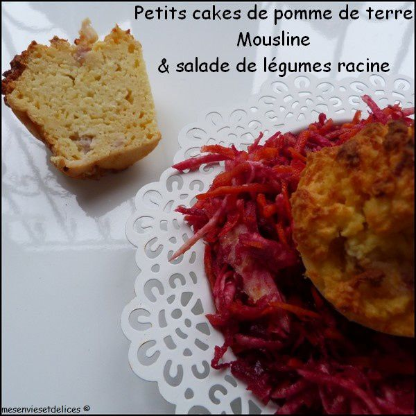 Cake Sal Ef Bf Bds Aux Legumes