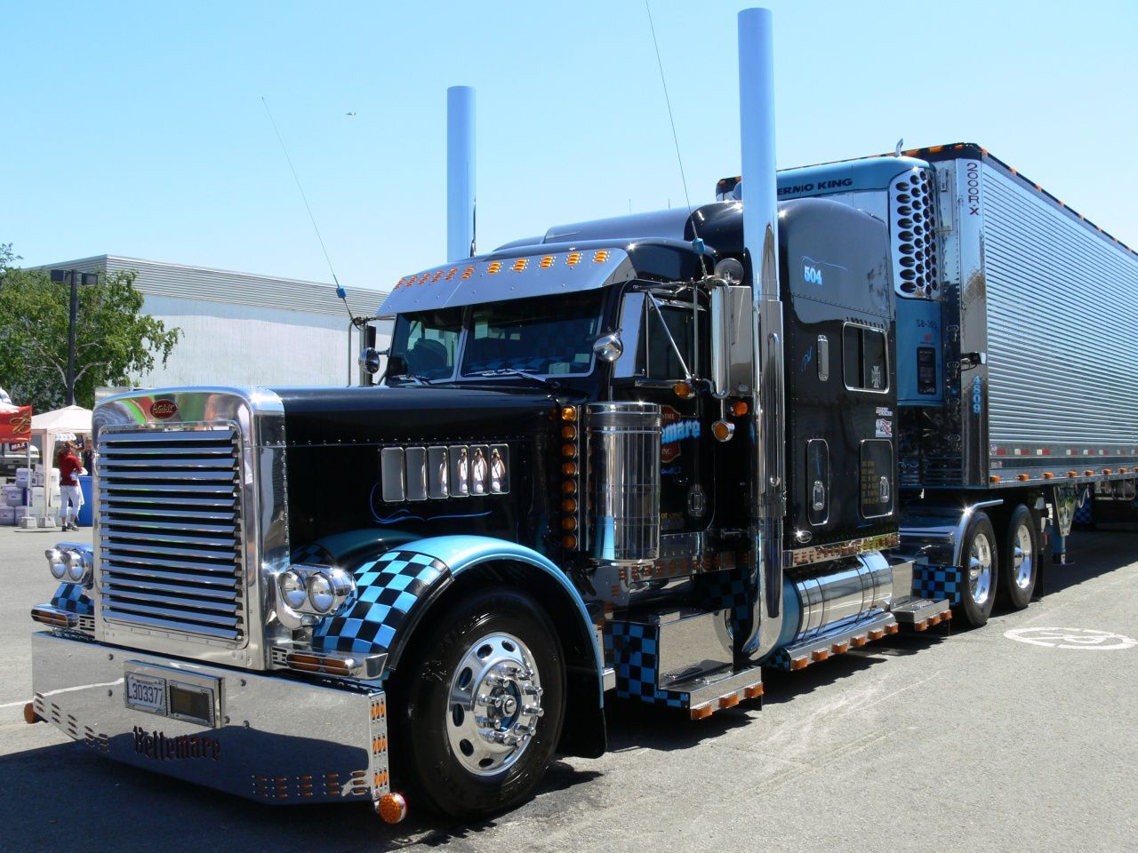 2015 peterbilt 379 for sale autos post for Camion americain interieur