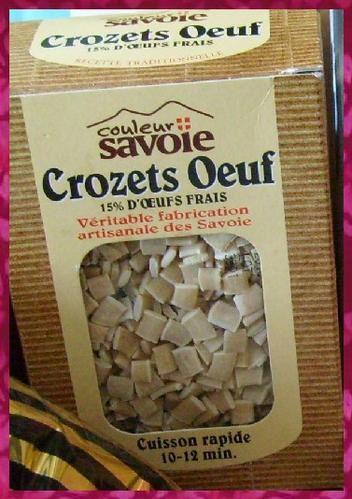 gratin de crozets 224 la savoyarde la cuisine ma