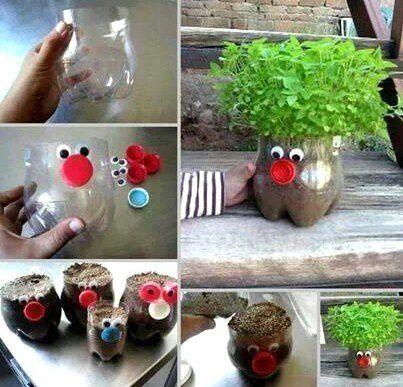 Connu 18 idées créatives pour recycler des bouteilles plastique - Le  EI37