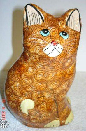 Pin papier mache animal busts randommization on pinterest - Bricolage en papier journal ...