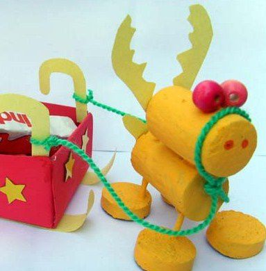 Noel on pinterest bricolage christmas cards and - Bricolage de noel pinterest ...