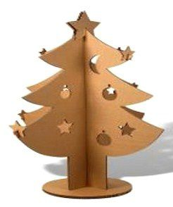 Tutoriel comment faire un sapin de no l en carton le blog de miss kawaii - Comment faire un sapin en carton ...