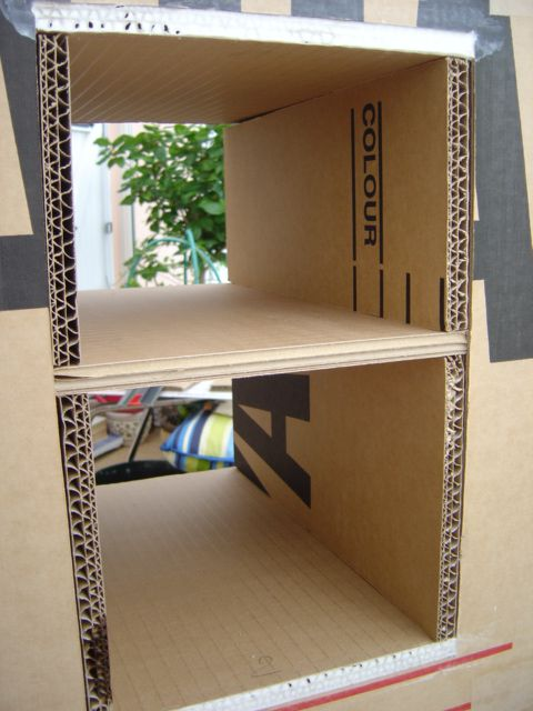 tuto bar en carton et bois le blog de nanou 29. Black Bedroom Furniture Sets. Home Design Ideas