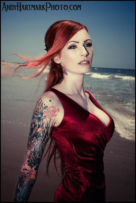 2011 inked babes Anne Lindfjeld 001
