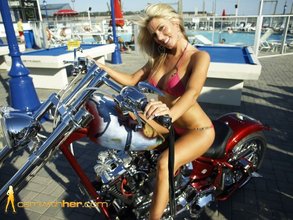 2012 biker babes Gorgeous blonde 007 www.camwithher.com