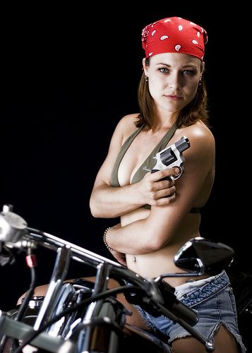 2012 motorcycles babes Nikki on Chopper 006 www.flickr.com