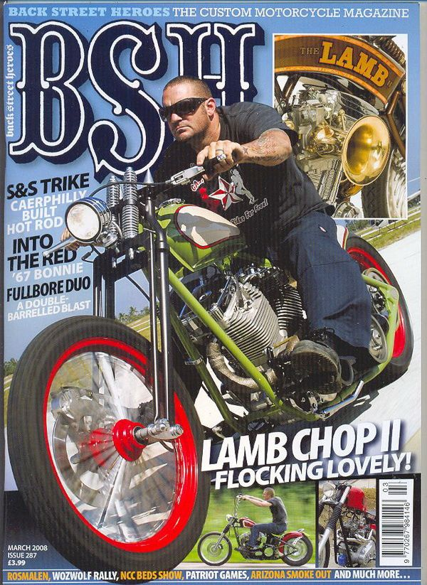 Back Street Heroes issue 287 march2008
