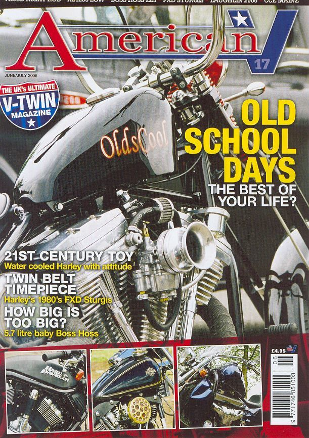 American V issue 17 : june/july 2006