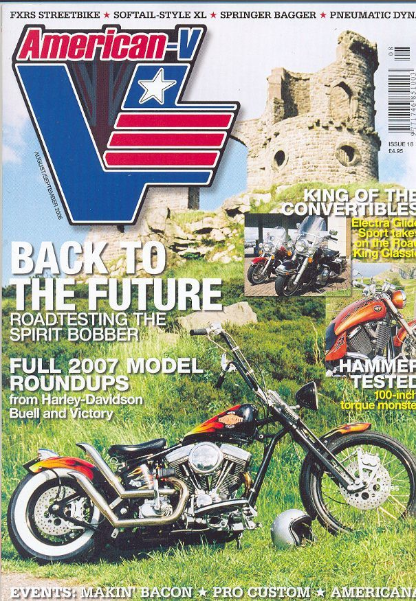 American V issue 18 : aug/sept 2006