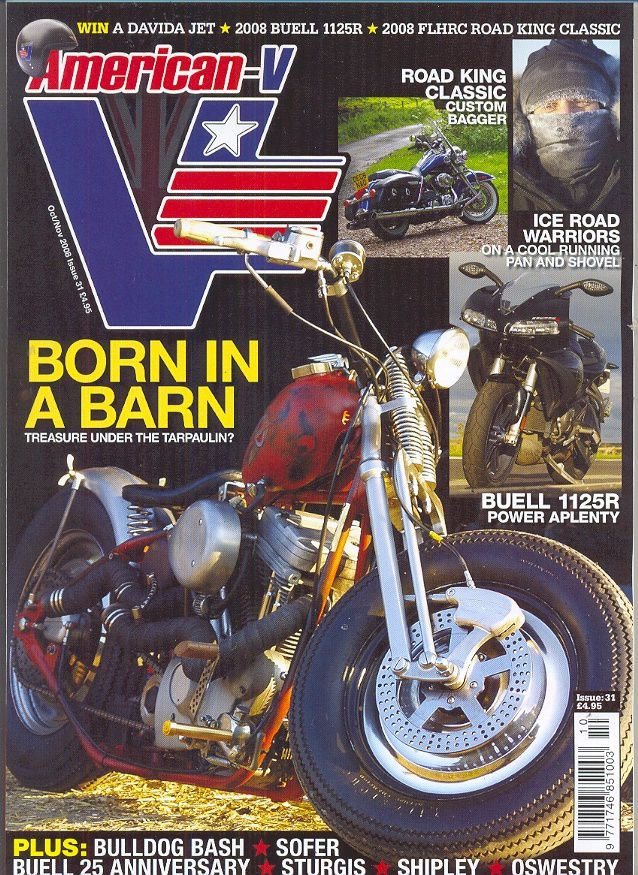 American V issue 31 : oct/nov 2008