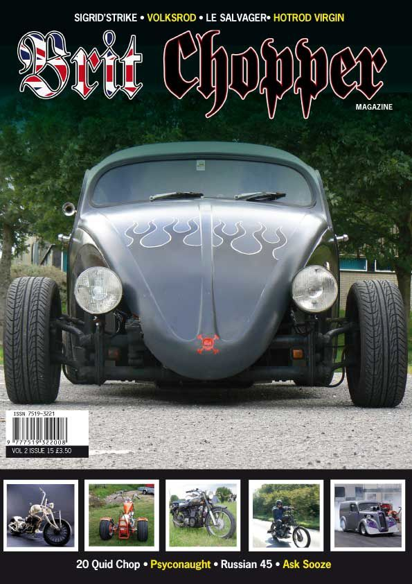 Brit Chopper issue 15