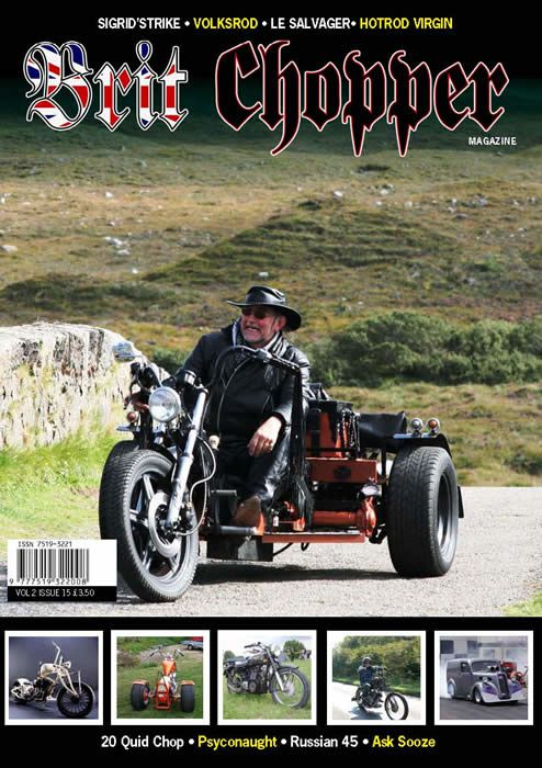 Brit Chopper issue 16