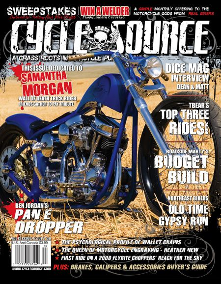 Cycle source - July '08 - Volume 12 Issue 4