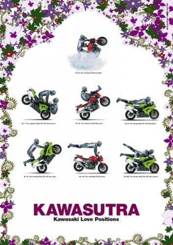 moto kawasaki humour