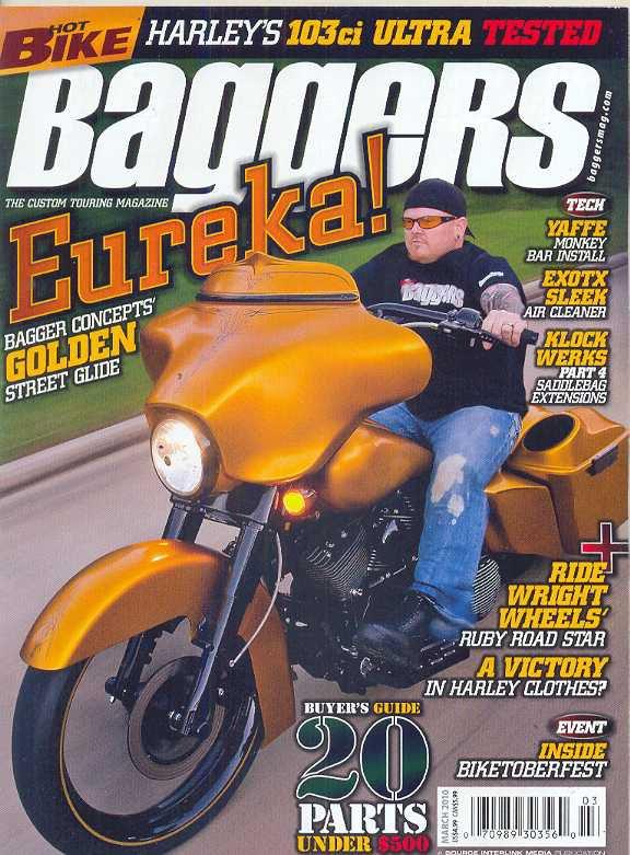 010 03 xxx Baggers By Hot Bike www.themagazineman.co.uk