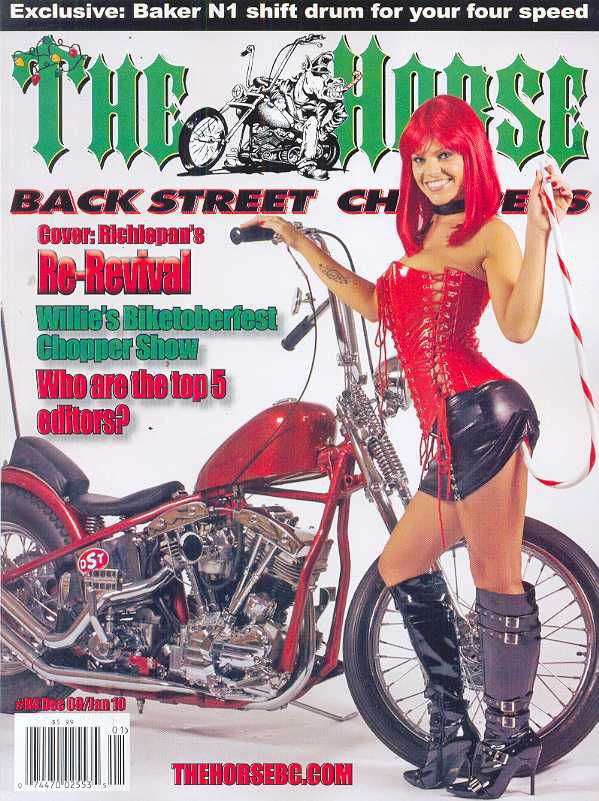 The Horse - issue 94 - december 2009