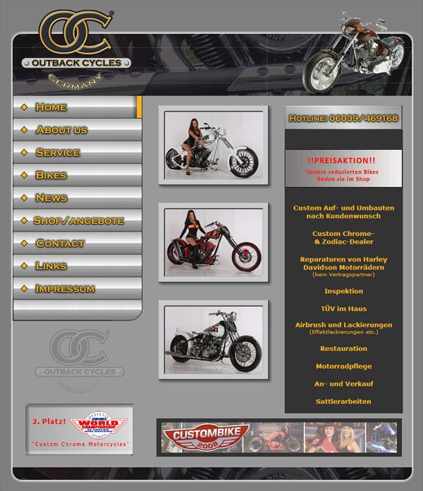 liens 0109 www.outback-cycles.com