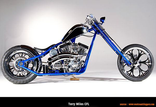 West Coast Choppers - Terry Miles CFL