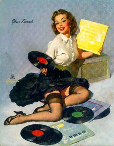 pin-up 0350 your favorite