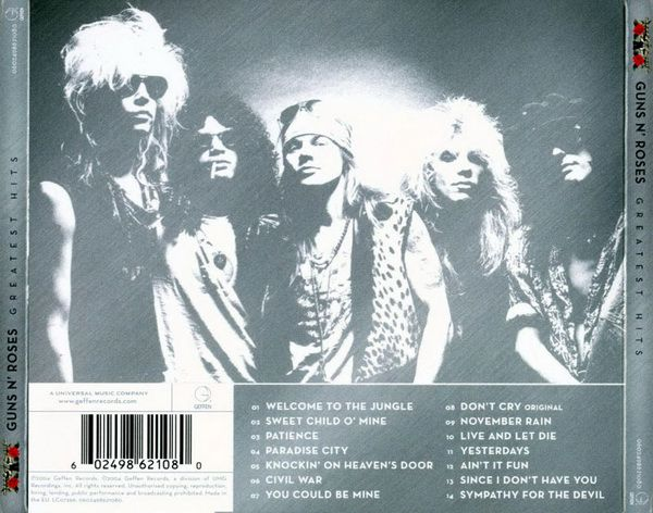 RPL 0334 Guns N Roses-Greatest Hits 02