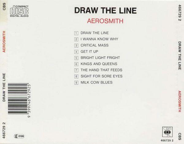 RPL 0343 Aerosmith-Draw The Line 02