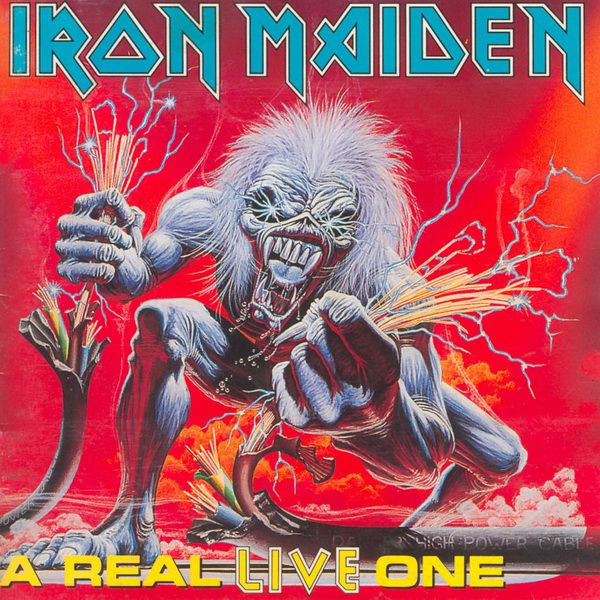 RPL 0351 Iron Maiden-A Real Live One 01