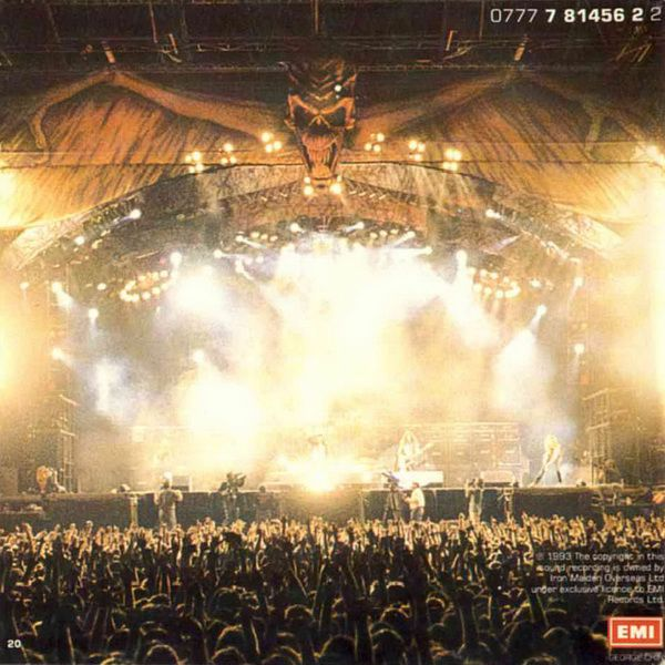 RPL 0351 Iron Maiden-A Real Live One 02