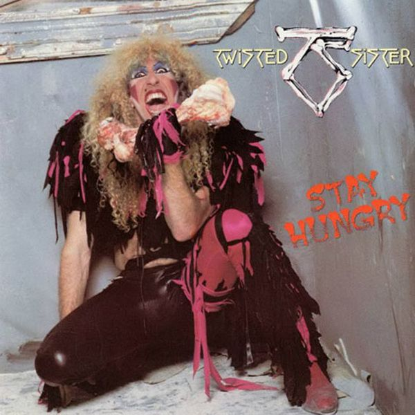 RPL 0354 Twisted Sister-Stay Hungry 01