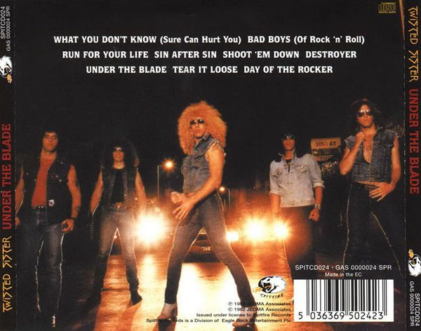RPL 0363 Twisted Sister-Under The Blade 02