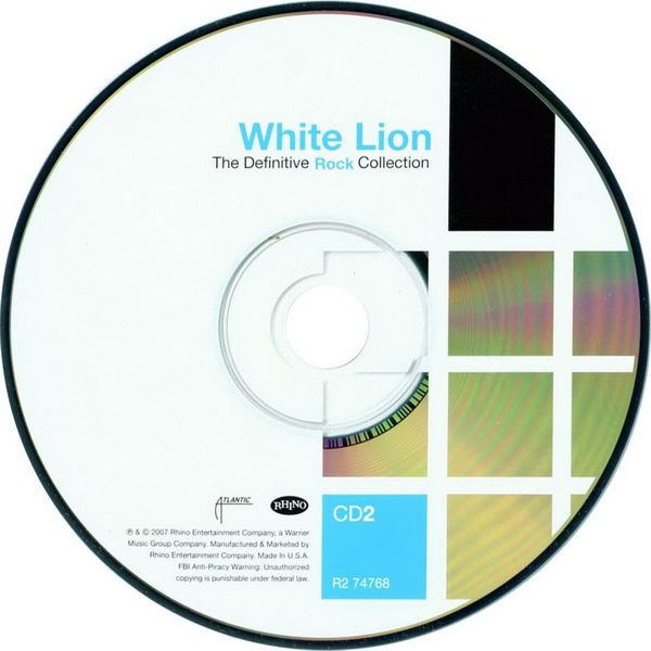 RPL 0364 White Lion-The Definitive Rock Collection 02