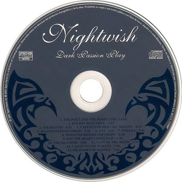 RPL 0370 Nightwish-Dark Passion Play 02