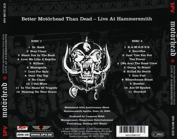 RPL 0372 Motorhead-Better Motorhead Than Dead 02
