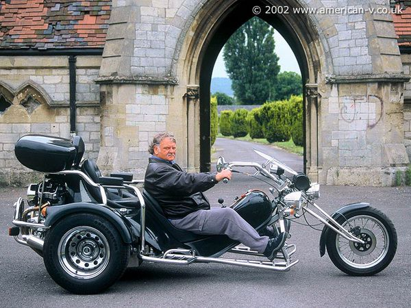 Trike on Time - Words & Pics: Pete Hicks - www.american-v.co.uk