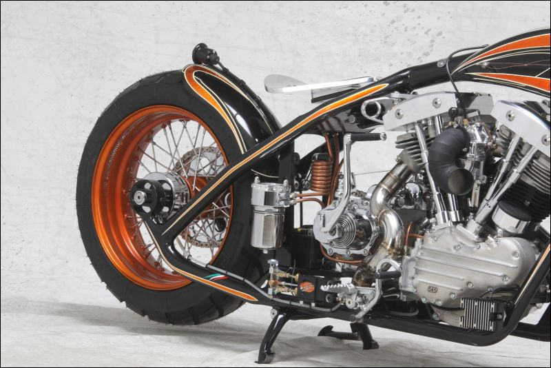 Andreoli Motorcycles - Project 17