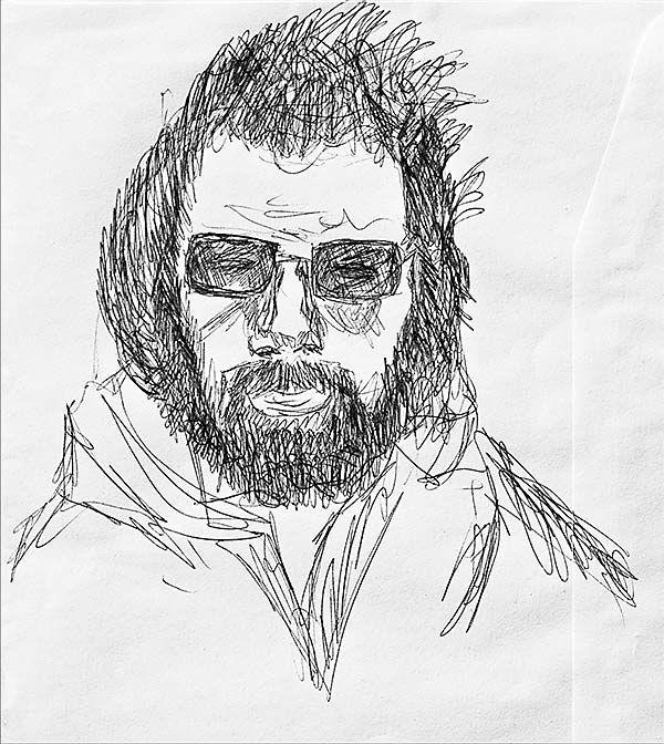 autoportrait-D