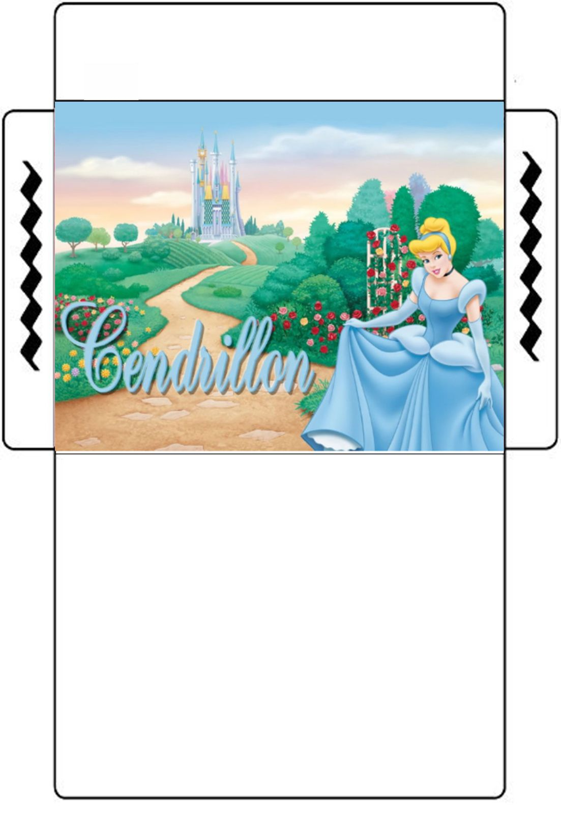 enveloppe princesse disney dora cendrillon carte petshop birthday figurine anniversaire recette. Black Bedroom Furniture Sets. Home Design Ideas