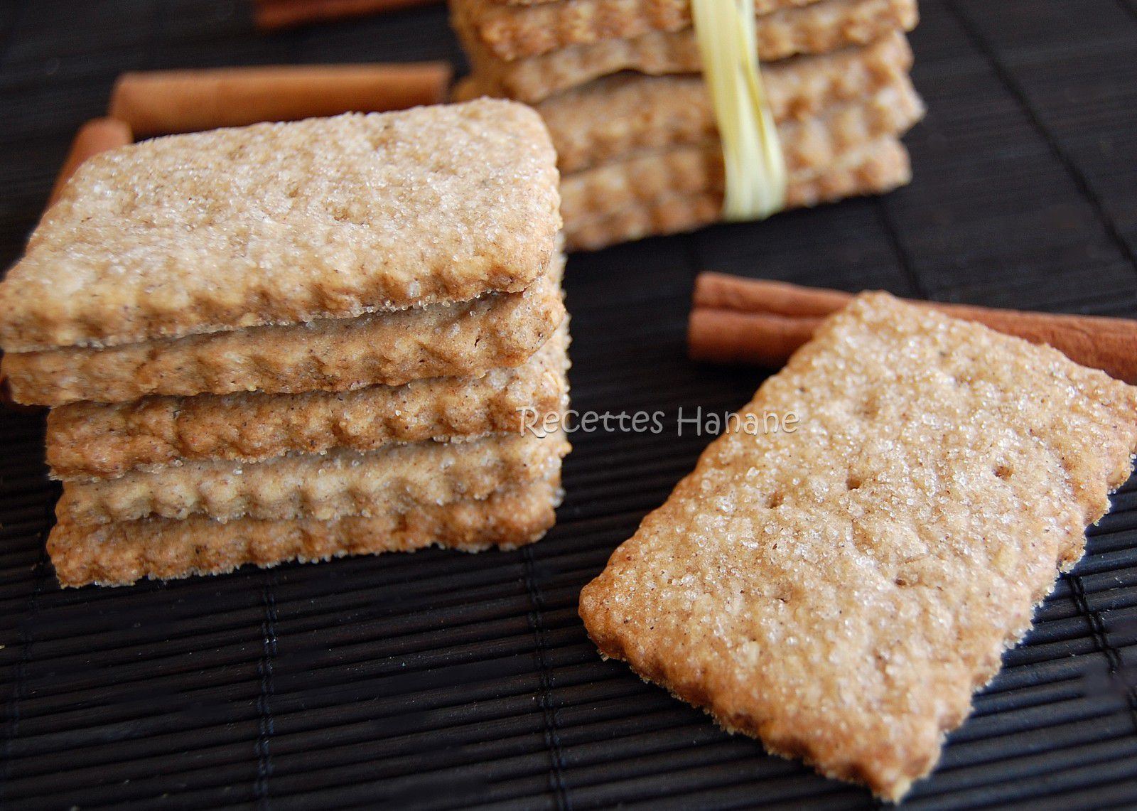 sables facon speculoos