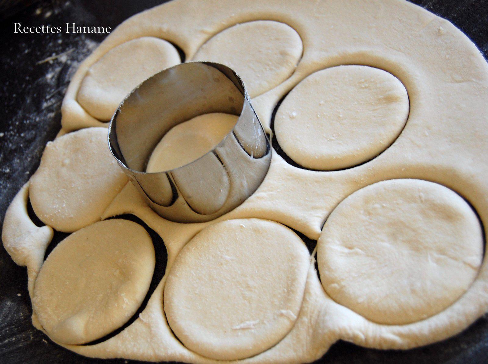 Mini batbouts fourr s recettes by hanane - Blog de cuisine hanane ...